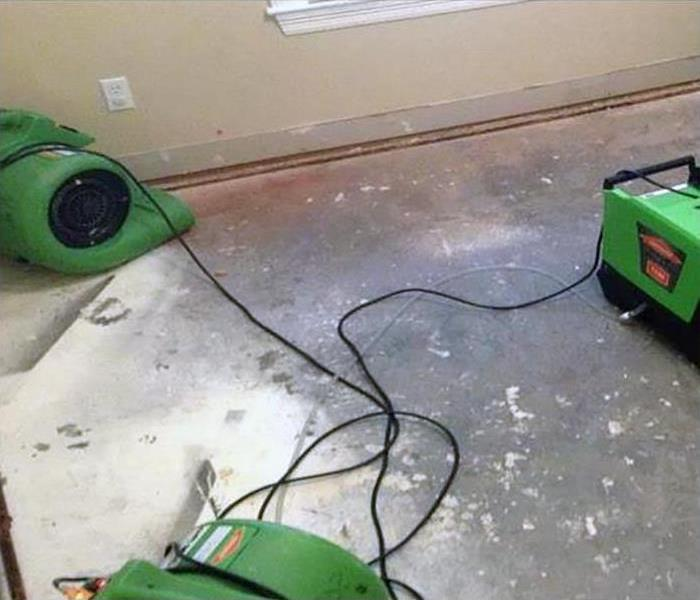 Water Damage In Hampton After