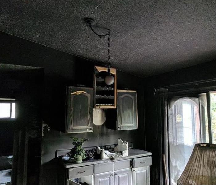Fire Damage – Portsmouth House
