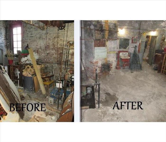 Fire Damage Restoration Smoke