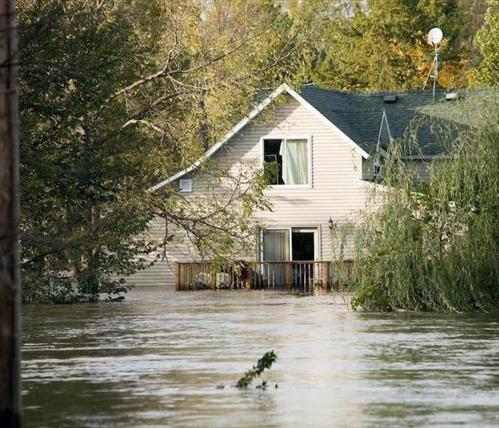 Storm Damage Understanding the Deodorization Process After Flood Damage to Your Hampton Home